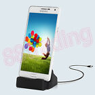 Desktop Charger Dock Sync Charge Stand Cradle for Samsung Mobile Phone