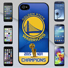 Golden State Warriors 2015 NBA Champs Champions iPhone & Galaxy Case Cover