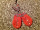 NWT BABY MITTENS ON A STRING VARIOUS AGES 3-6M CATIMIINI & PETIT BATEAU £20