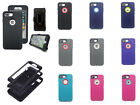 For iPhone 6/6 PLUS 7/7 PLUS NEW Defender Outer Cover Case w/Clip & Protector