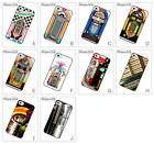 50's 60's Jukebox Vintage Oldies Hard Back Cover Case for iPhone 5 5S