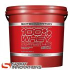 (15,98€/1kg) Scitec Nutrition 100% Whey Protein Professional LS 5000g