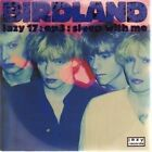 "BIRDLAND Sleep With Me 7"" VINYL B/w Wanted (lazy17) Pic Sleeve UK Lazy 1990"