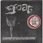 GOAT (ROCK) Everybody Wants To Be There CD 4 Track With Promo Stickered Case