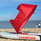 "46"" Portable Downwind Wind Paddle Instant Popup Board Kayak Sail Accessories"