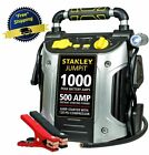 Battery Jump Starter Air Compressor Peak Portable Car Cha...