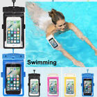 Swim Waterproof Pouch Case Dry Bag Cover Cell Mobile Phone iPhone iPod 4 5 6 7 S
