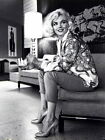 Marilyn Monroe Old Retro Classic Vintage BW Giant Wall Print POSTER