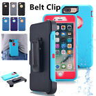 for Apple iPhone 6s 7 Plus Defender Heavy Duty Case (BOX Belt Clip fits Otter)