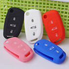 silicone car key fob cover for Citroen DS3 DS4 DS5 DS6 remote Protector