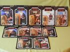 STAR WARS VINTAGE ROTJ FIGURES MOC - MANY TO CHOOSE FROM