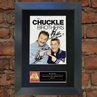 CHUCKLE BROTHERS No2 Signed Autograph Mounted Reproduction Photo A4 Print 616