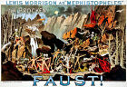 Faust Old Vintage Theatre Poster Faust - Fade Resistant HD Print or Canvas