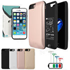 For iPhone7 / 7 Plus External Power Bank Pack Backup Battery Charger Case Cover