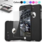 Original 360 Full Body Slim Hard Protector Skin Case Cover For iPhone 7 7 PLUS