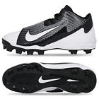 Nike Men's Swingman Legend MCS Baseball Cleats Shoes Black/White 807123-010