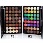 Set 40 Colore Opaca Cosmetico Ombretto Scintillante Makeup Palette Eyeshadow