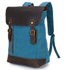 Canvas Classic Laptop Backpacks For School Backpack Unisex Travel Bags Satchels