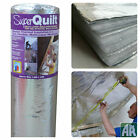 YBS Superquilt Multi Foil Insulation | 1.2m Width | 2,4,6,8 & 10m Lengths