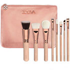 ZOEVA Pro Makeup Brush set Complete Cosmetic Eye Set Power Brush with Zipper Bag