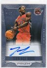 2012-13 Panini Prizm Autographs #20 Terrence Ross