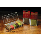 Dave Whitlock Synthetic Living Fiber Dub Fly Tying Materials Assorted Colors