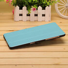 "Awake/Sleep Stand Case PU Leather Cover for Samsung Galaxy TabS 8.4"" T700 T705C"
