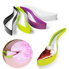 New Plastic Cake Knife Server Cutter Holder Wedding Cake Party Clamp Baking Tool