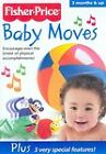 Fisher Price Baby Moves (DVD, 2004) - C1113