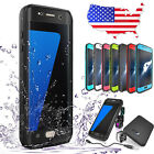 US Redpepper Waterproof Lifeproof Case Cover For Samsung GALAXY S7 S6 Edge Plus