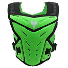 Motocross Motorbike Rider Racing Body Armour Gear Chest Protector Shin Knee Pads