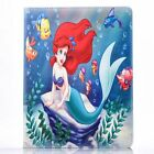 Kids Gift Cartoon Disney Flip Smart PU Leather Stand Case Cover For Tablet iPad