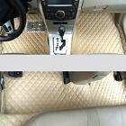 Leather Floor Mats & Carpets Foot Pads For Toyota Land Cruiser 2008-2010 J200