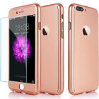 Luxury Ultra-thin Shockproof Armor Back Case Cover for Apple iPhone 6S 7 7 Plus