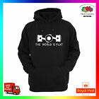 The World Is Flat Printed Hoodie Low Impreza STi Wrx Forester 911 Boxer 4 6 12