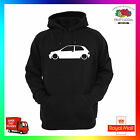 Mk1 Clio Printed Hoody Hoodie Low Outline 16v 2.0 F7R 16s F1 Euro Stance Rally