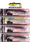 OPTIMUM BAITS THUMPER TAIL BUTCH BROWN SWIMBAIT BASS STRIPER LURE SELECT COLOR