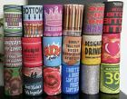 STUBBY HOLDERS  - 50+ designs,Choose one only - GREAT GIFT - BAR - JOKE