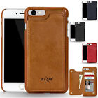 Zizo Premium PC Cover with All-In-One Slim ID Wallet Back Case for iPhone 7 Plus