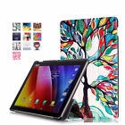 """Fold Smart Pattern Leather Case Stand Cover For ASUS ZenPad 10 Z300M Z300C 10.1"""""""