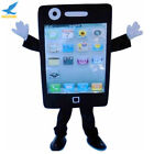 Iphone Cell Mobile Phone Suit Mascot Costume Fancy Dress EPE Advertising Prop