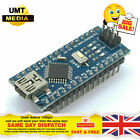 Mini USB Nano V3.0 ATmega328P CH340 5V 16MHz SOLDERED HEADS Arduino UK