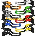 For Triumph Tiger T709 / 955i 1999-2006 Folding Extending Clutch Brake Levers 05 $27.99 USD on eBay