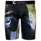 Ethika NEW Mx The Staple APE Briefs Boxers Mens Long Motocross Underwear