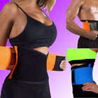 Slimming Faja Thermo Hot Waist Trainer Trimmer Tummy Belly Belt Corset Shaper