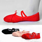 Ballet Dance Leather Shoes Full Sole Children's and Adult's Sizes New Fashion