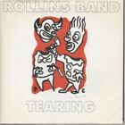 "ROLLINS BAND Tearing 7"" VINYL Limited Poster Sleeve B/W Earache My Eye"