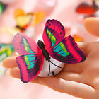 10PCS LED Creative Butterfly Night Lights Small Fancy Lantern Lamp Color Random