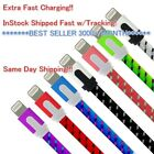 Wholesale Braided Sync Usb Data Charger Cable Cord 10ft For Iphone 5s 5 5c 6 7 8