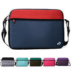 Padded Messenger Bag For 9.6 - 11.5 inch Tablet with Detachable Shoulder Strap